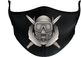 US Army Combat Diver Mask