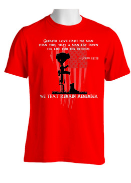 Memorial Day Cotton T-Shirt