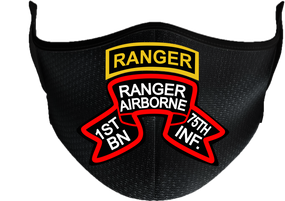 "1/75th Ranger Battalion ""Original"" Mask"