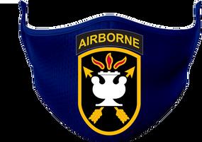 JFK Special Warfare Center Mask