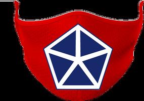 V Corps Mask