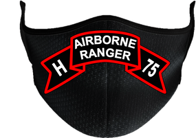 "Company I 75th Infantry ""1st Infantry Division"" Mask"
