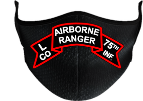"""Company L 75th Infantry """"101st Airborne Division"""" Mask"""
