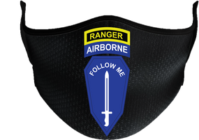 "US Army Infantry ""Ranger"" School Mask"