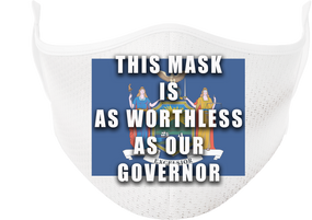 State of New York Mask