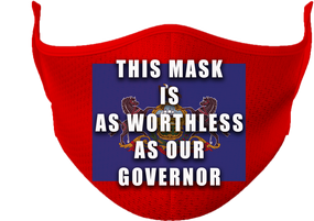 State of Pennsylvania Mask