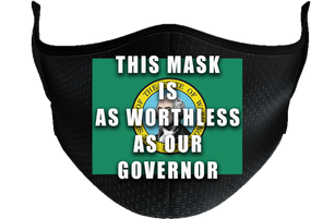 State of Washington Mask