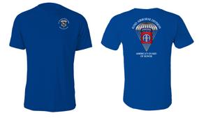 """504th Parachute Infantry Regiment  """"16264"""" Cotton Shirt"""