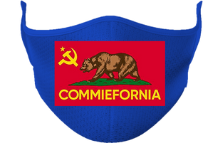 Commiefornia Mask