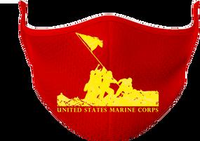 Iwo Jima Division Mask