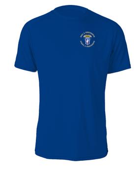 "173rd Airborne ""Once a Paratrooper-Ranger""  Cotton T-Shirt (P)"