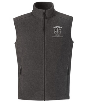 US Army Special Forces Embroidered Fleece Vest