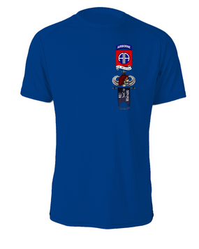 "1-504 P.I.R. ""Senior""  Cotton T-Shirt"