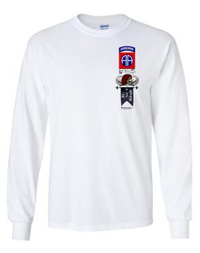 A Company 1-504th Long-Sleeve Cotton Shirt