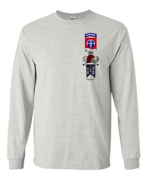 "A Company 3-504 ""Master"" Long-Sleeve Cotton Shirt"