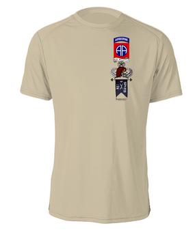 "B Company 1-504 ""Master""  Cotton T-Shirt"