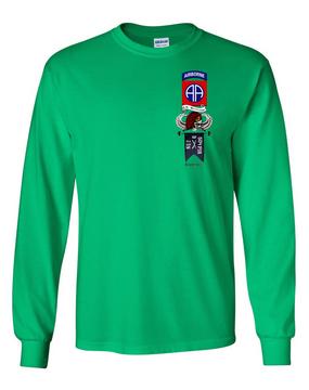 B Company 2-504 Long-Sleeve Cotton Shirt