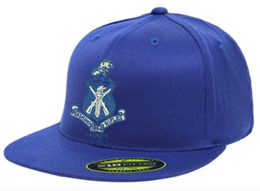 Puerto Rico ROTC Embroidered Flexfit Baseball Cap
