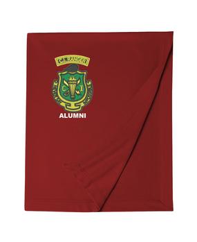 PR ROTC Embroidered Dryblend Stadium Blanket