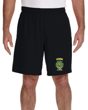 PR ROTC Embroidered Gym Shorts
