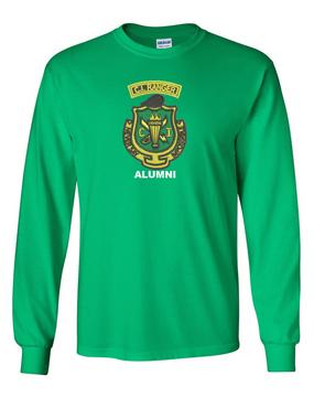 PR ROTC Long-Sleeve Cotton Shirt (FF)