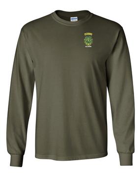 PR ROTC Long-Sleeve Cotton Shirt (P)