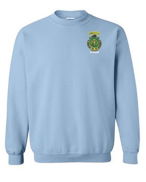 PR ROTC Embroidered Sweatshirt