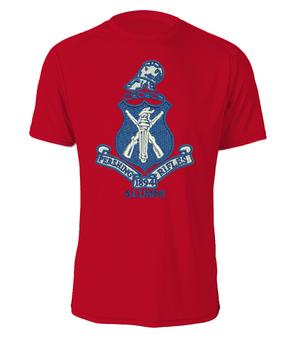 Puerto Rico ROTC Cotton T-Shirt  (FF)