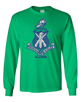 Puerto Rico ROTC Long-Sleeve Cotton Shirt  (FF)