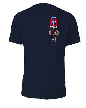 "C Company 1-504 ""Senior""  Cotton T-Shirt"