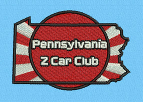 PA Car Club (Nissan)  Embroidered Flexfit Baseball Cap