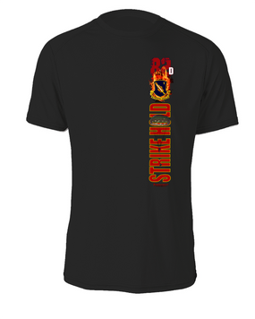 1-504th Battle Streamer Cotton T-Shirt
