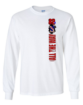 "508th ""Battle Streamer"" Long Sleeve Cotton Shirt"
