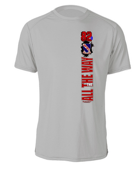 508th Battle Streamer Cotton T-Shirt