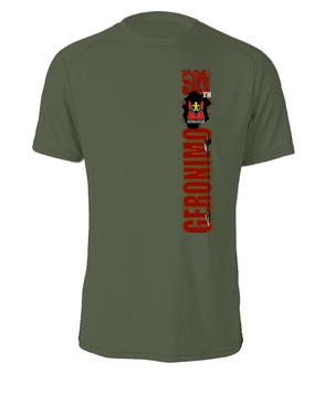 509th Battle Streamer Cotton T-Shirt