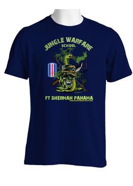 193rd Infantry Brigade Jungle Master Cotton T-Shirt