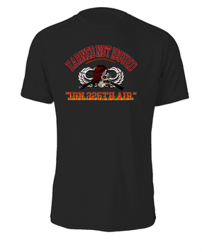 """1-325th """"Earned"""" Cotton T-Shirt"""