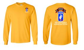 N Company 75th Long Sleeve Cotton Shirt