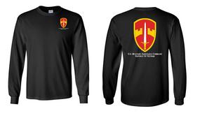 MACV Long-Sleeve Cotton T-Shirt  F&B