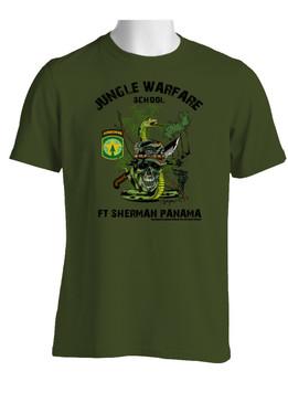 16th Military Police Brigade Jungle Master Cotton T-Shirt