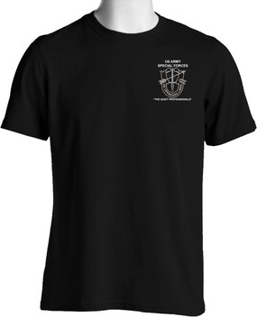 Special Forces Cotton T-Shirt