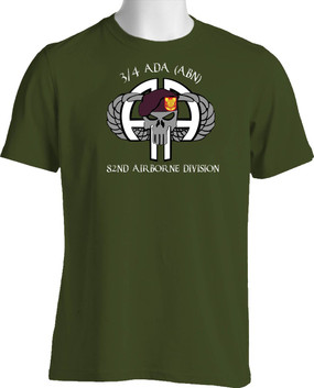 3/4 ADA Battalion (Airborne)  Cotton Shirt