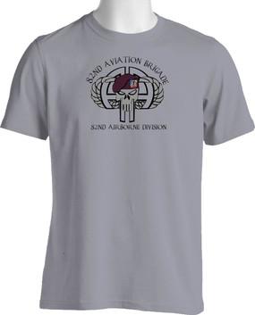 82nd Aviation Moisture Wick Shirt