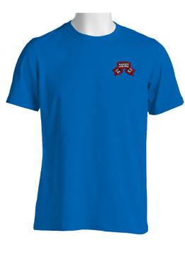 """1-75 Ranger Battalion """"Original Scroll""""  Cotton Shirt"""