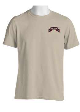 75th Ranger Regiment  Cotton Shirt