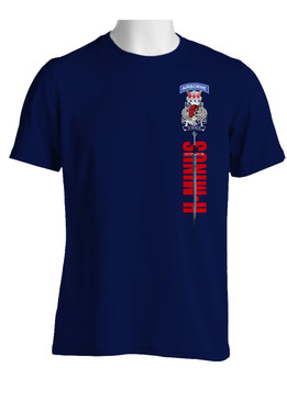 505th PIR Sword of St Michael Cotton Shirt