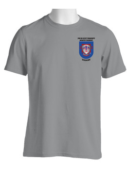 "2/501st Geronimo ""Flash & Crest"" (Pocket) Moisture Wick Shirt"