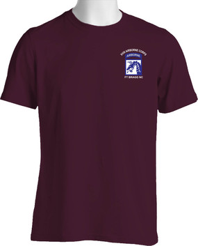 XVIII Airborne Corps (Pocket) Cotton Shirt