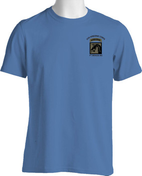 18th Airborne Corps (Pocket) Moisture Wick Shirt