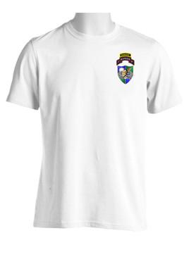 1-75th DUI-Tan Beret w/ Ranger Tab Moisture Wick